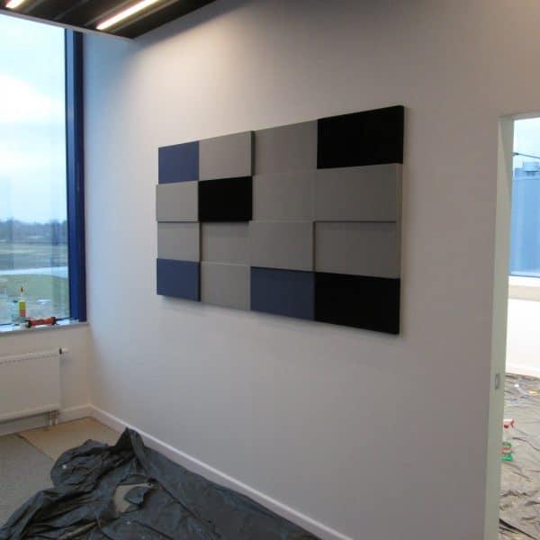 Dekoracyjne panele akustyczne Borg Warner