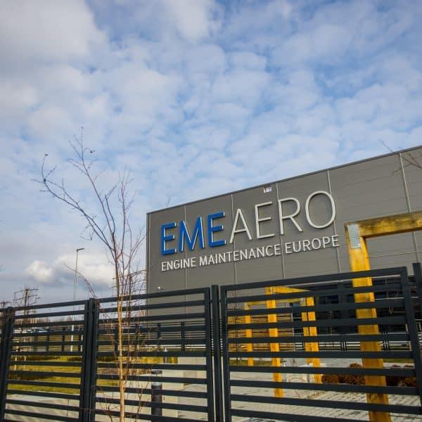 Litery świetlne EME Aero