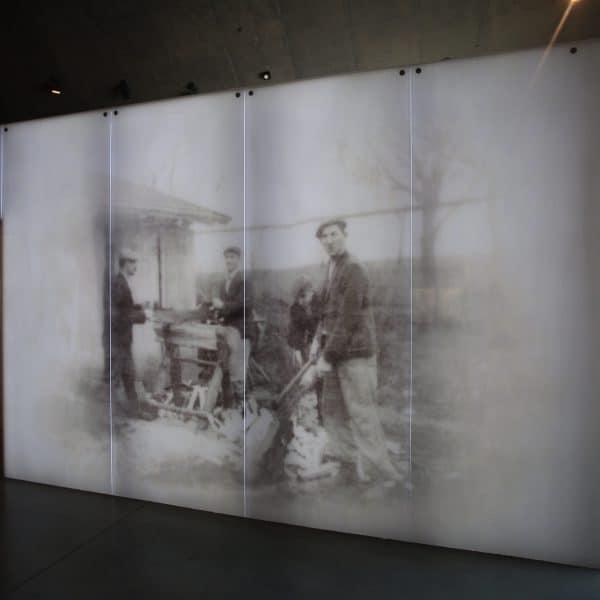 Realizacja projektu wnętrz Muzeum w Markowej 10