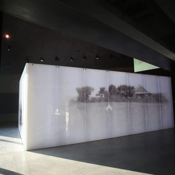 Realizacja projektu wnętrz Muzeum w Markowej 8