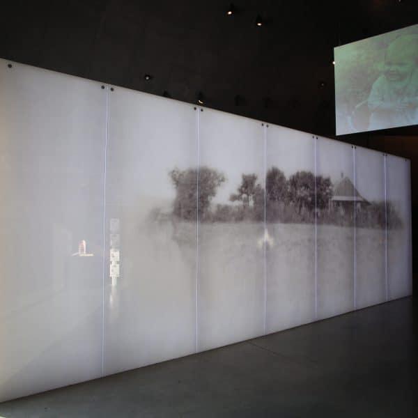Realizacja projektu wnętrz Muzeum w Markowej 9