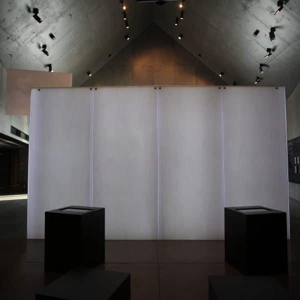 Szklany kubik Dom Ulmów Markowa